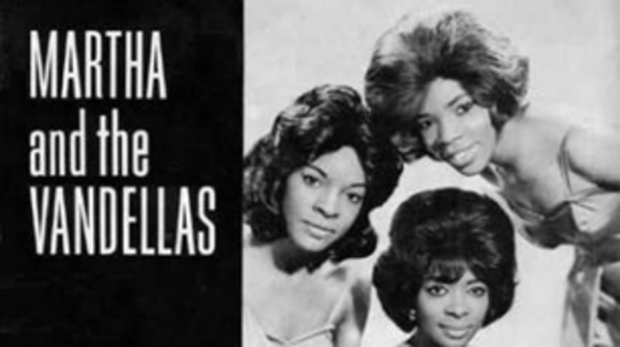 Martha Reeves and the Vandellas, 'Dancing in the Street'