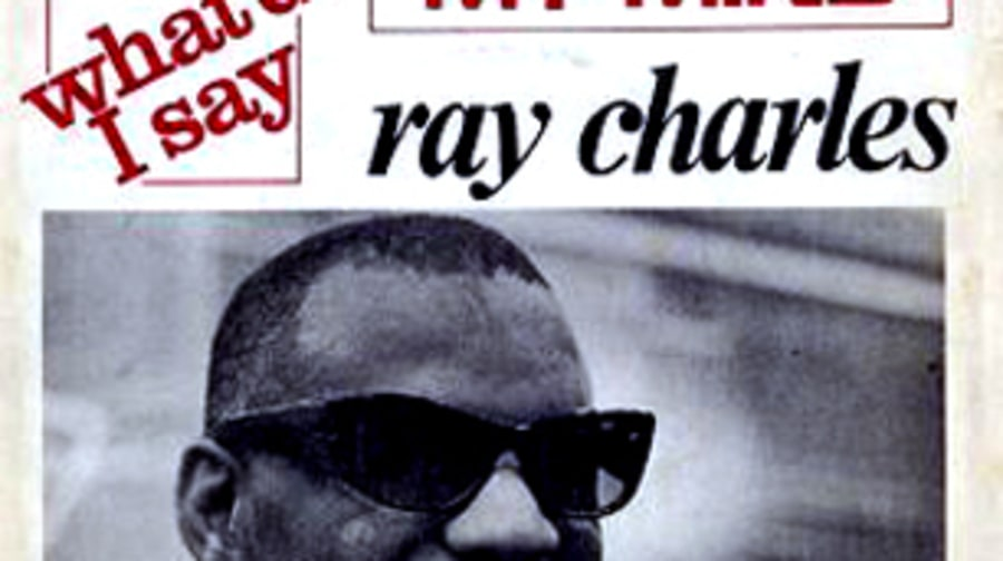 Ray Charles, 'Georgia on My Mind'