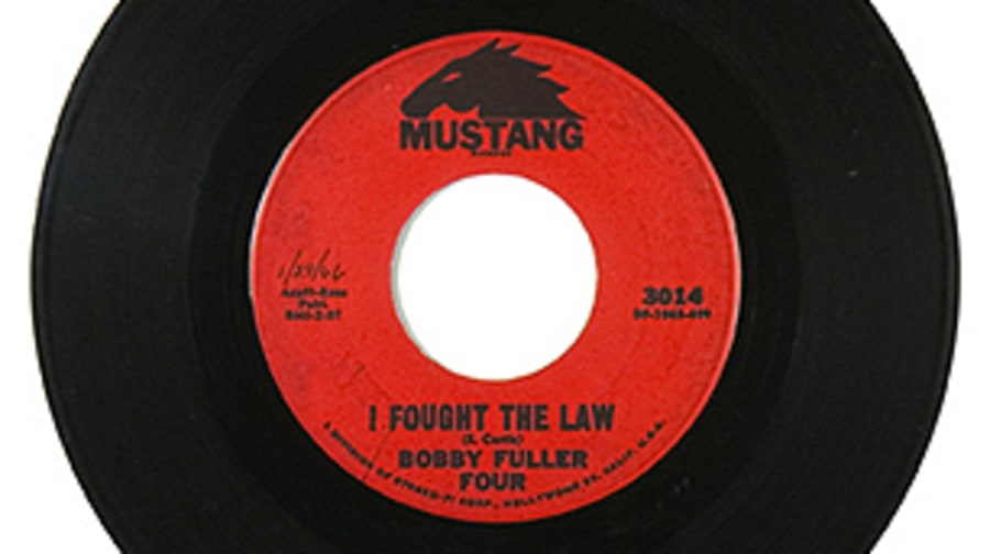 The Bobby Fuller Four, 'I Fought the Law'