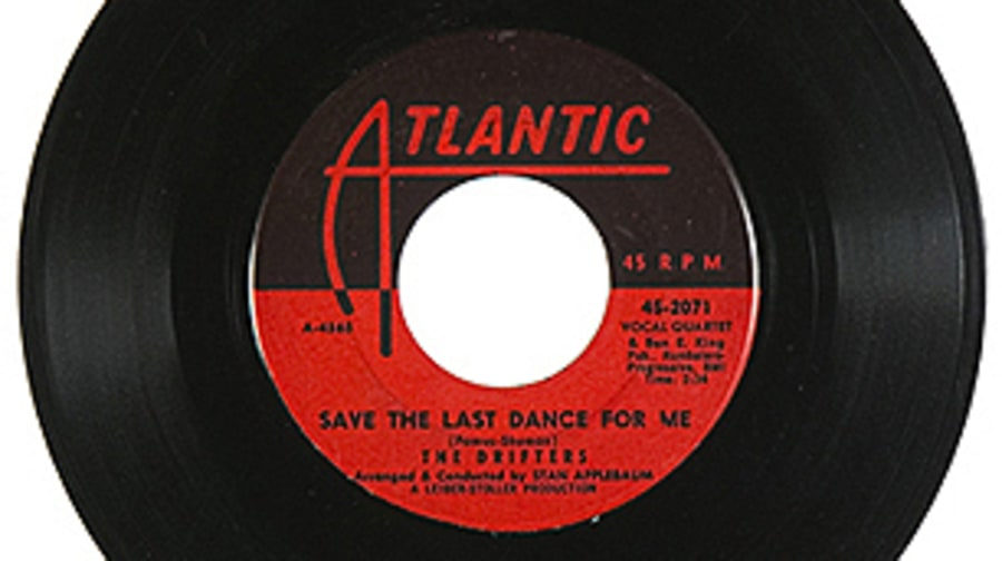 The Drifters, 'Save the Last Dance for Me'