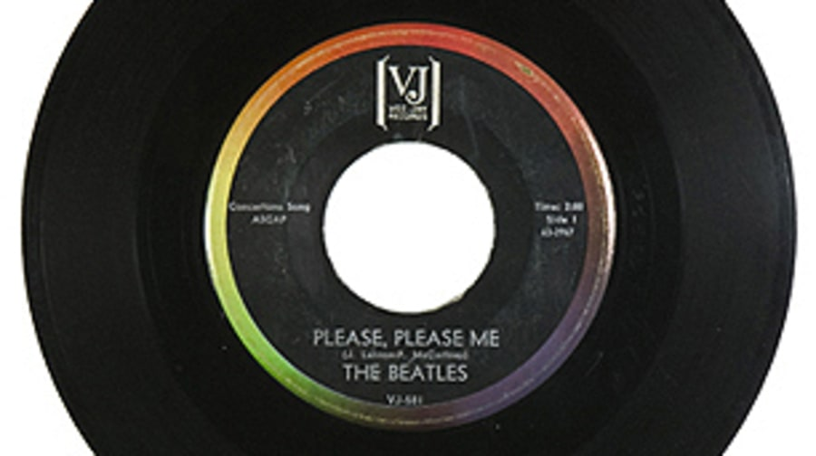 The Beatles, 'Please Please Me'