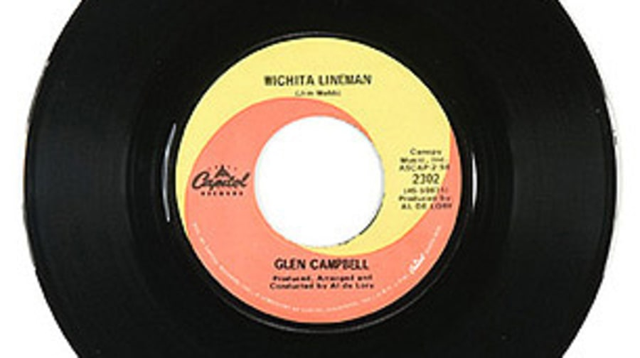 Glen Campbell, 'Wichita Lineman'