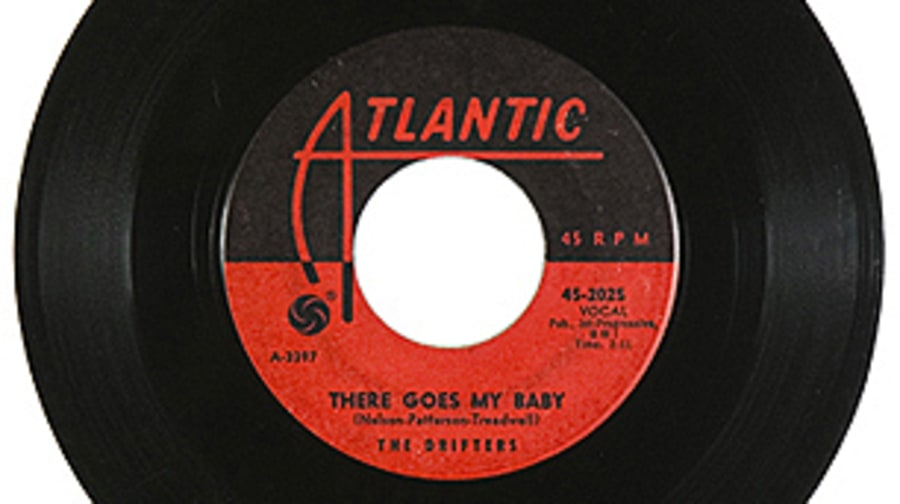 The Drifters, 'There Goes My Baby'