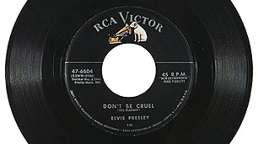 Elvis Presley, 'Don't Be Cruel'