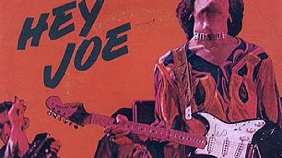 The Jimi Hendrix Experience, 'Hey Joe'