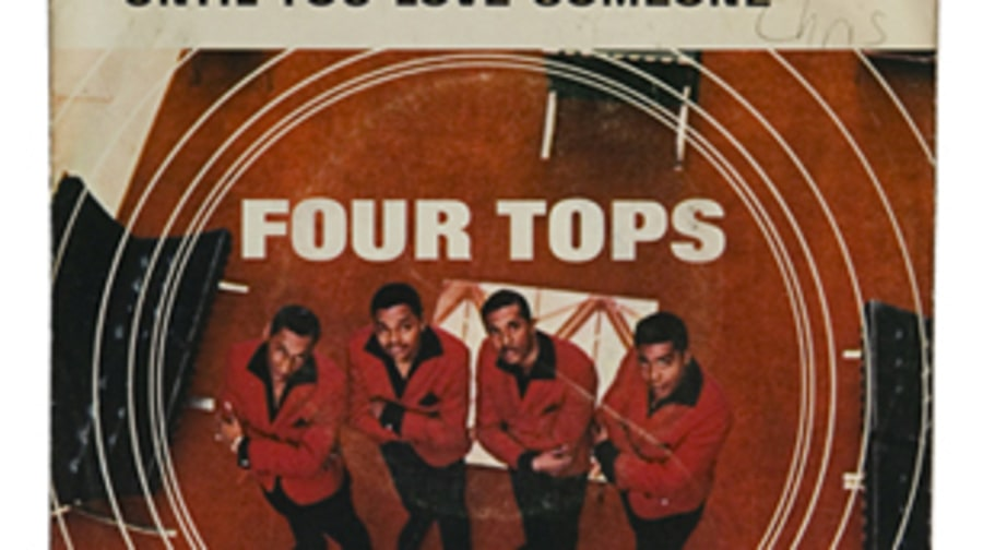 The Four Tops, 'Reach Out, I'll Be There'