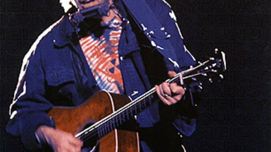 Neil Young, 'Rockin' in the Free World'