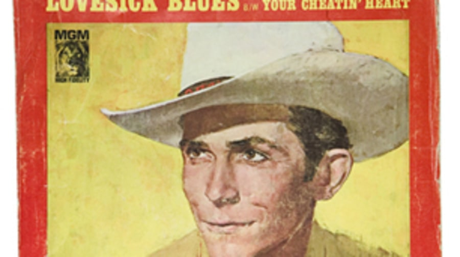 Hank Williams, 'Your Cheatin' Heart'