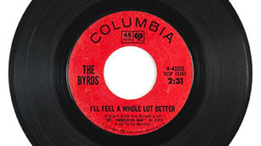 The Byrds, 'I'll Feel a Whole Lot Better'