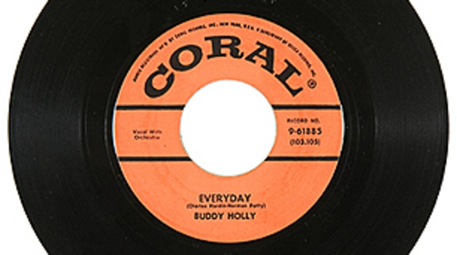 Buddy Holly and the Crickets, 'Everyday'