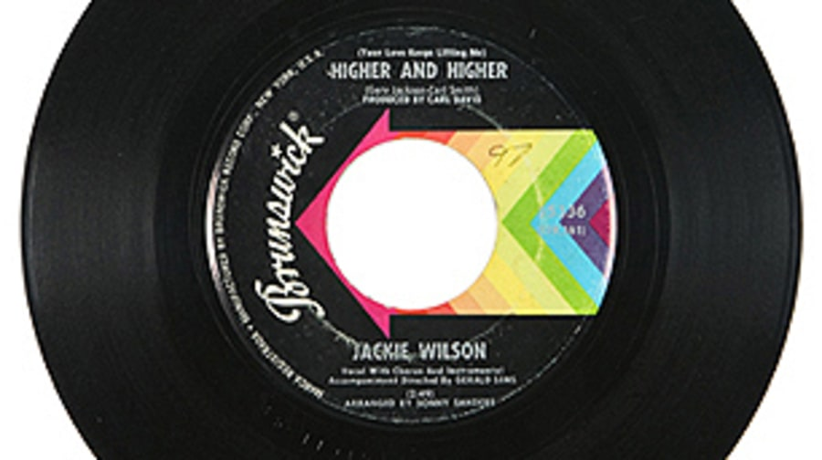 Jackie Wilson, '(Your Love Keeps Lifting Me) Higher and Higher'