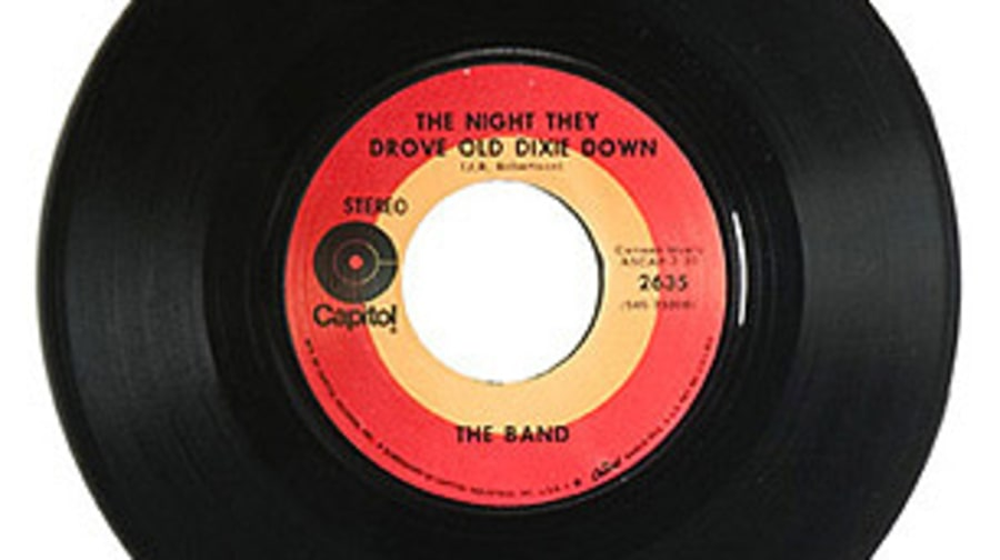 The Band, 'The Night They Drove Old Dixie Down'