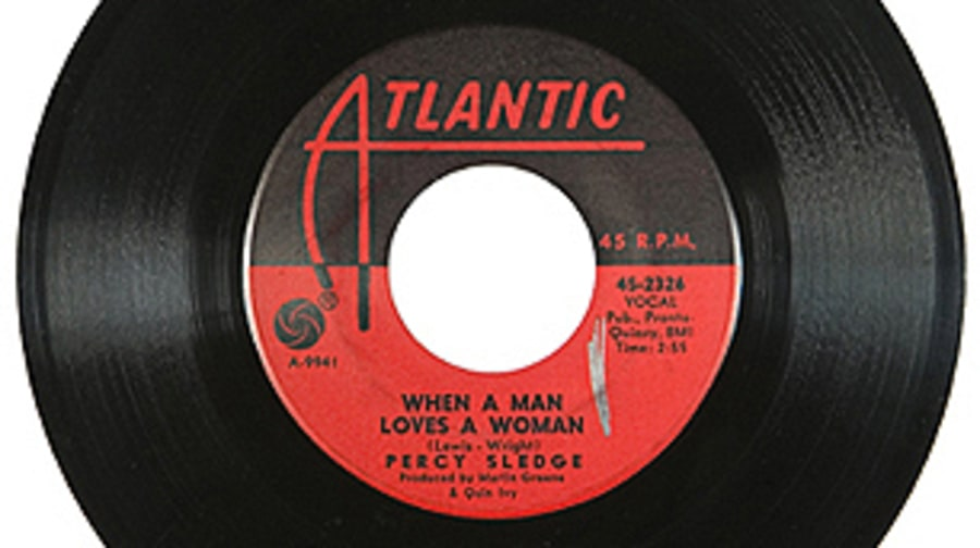 Percy Sledge, 'When a Man Loves a Woman'