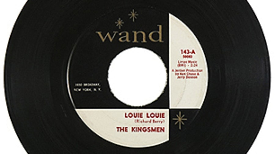 The Kingsmen, 'Louie Louie'