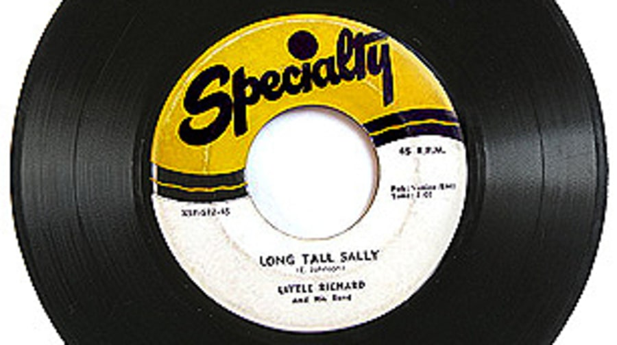 Little Richard, 'Long Tall Sally'