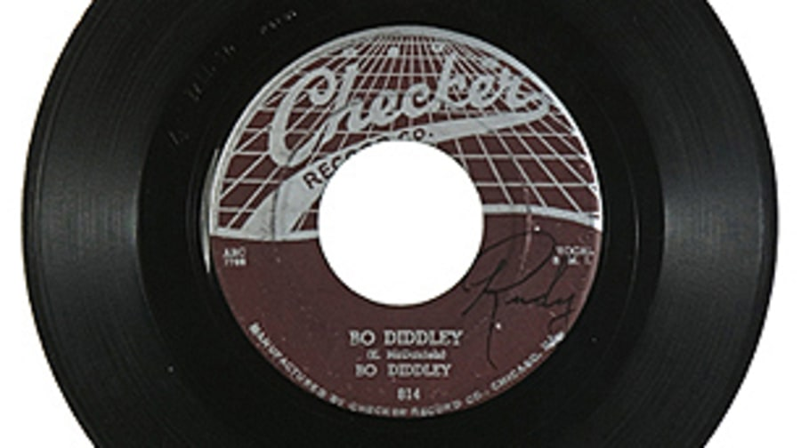 Bo Diddley, 'Bo Diddley'