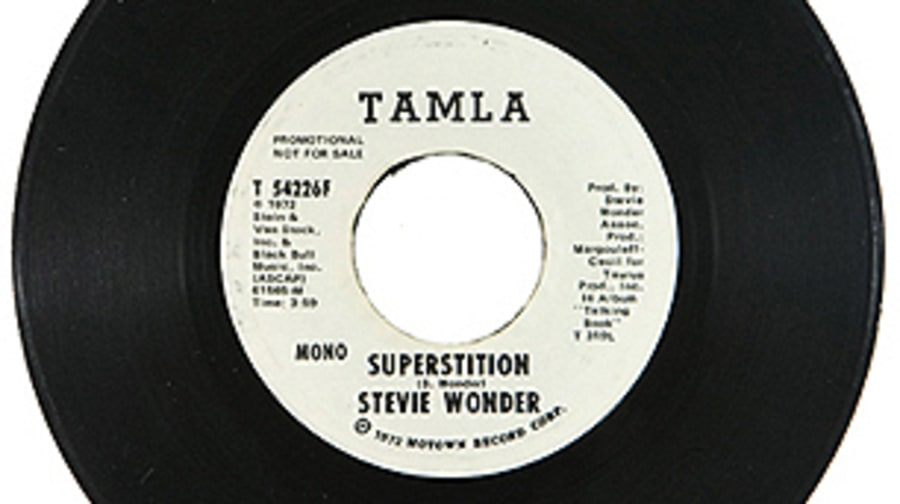 Stevie Wonder, 'Superstition'