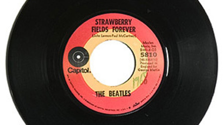 The Beatles, 'Strawberry Fields Forever'