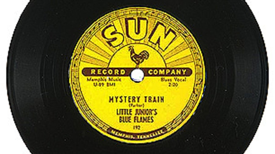Elvis Presley, 'Mystery Train'