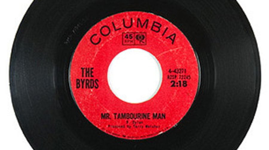 The Byrds, 'Mr. Tambourine Man'