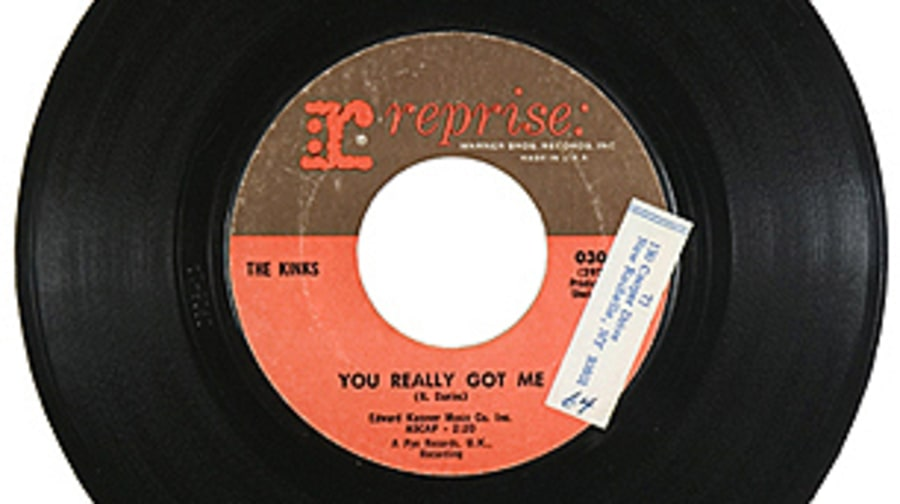 The Kinks, 'You Really Got Me'