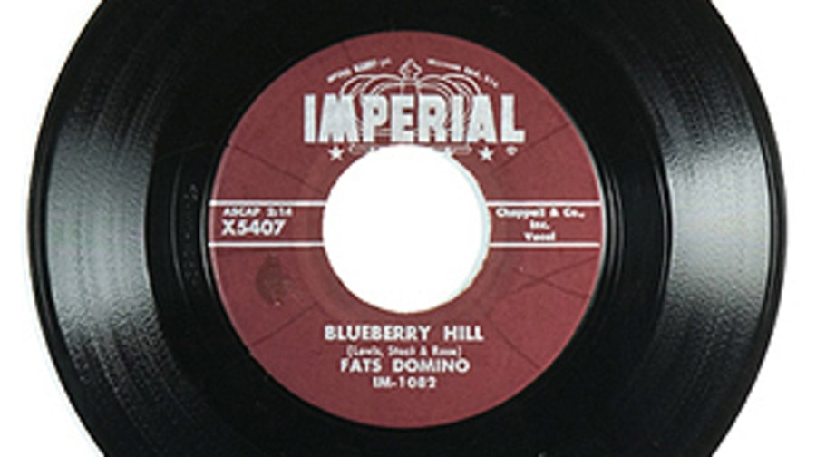 Fats Domino, 'Blueberry Hill'