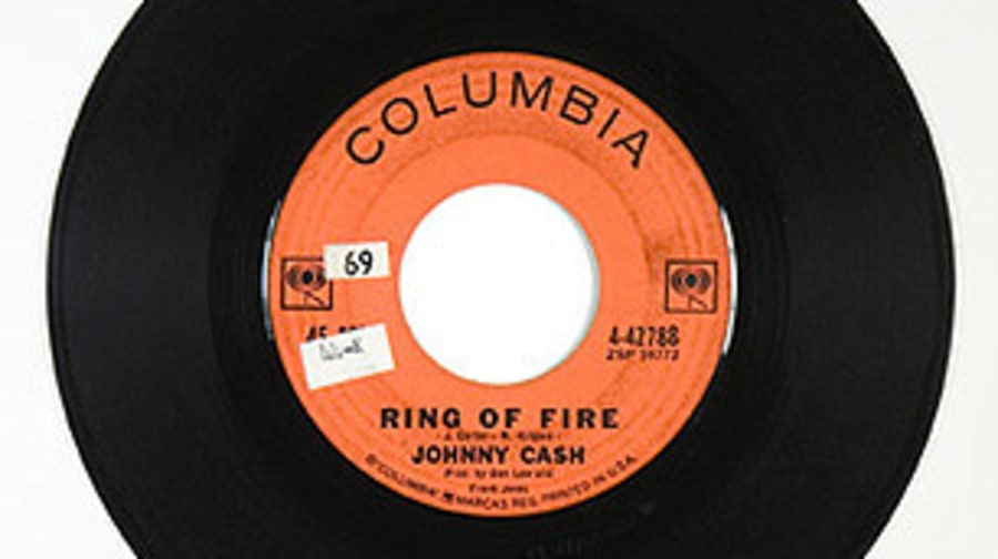 Johnny Cash, 'Ring of Fire'
