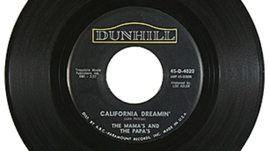 The Mamas and the Papas, 'California Dreamin''