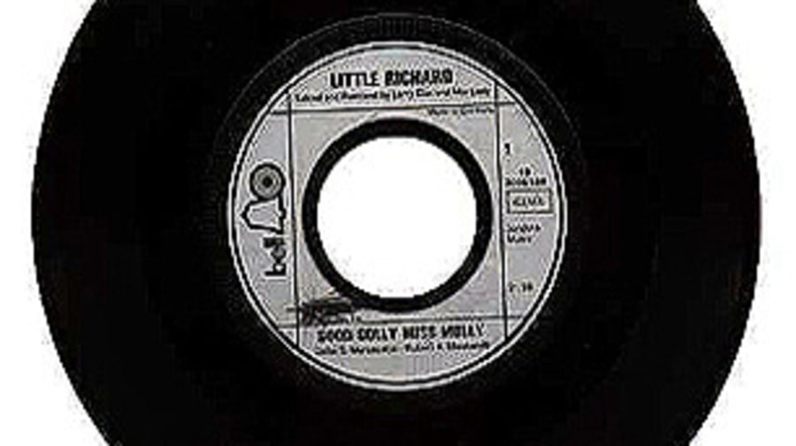 Little Richard, 'Good Golly, Miss Molly'