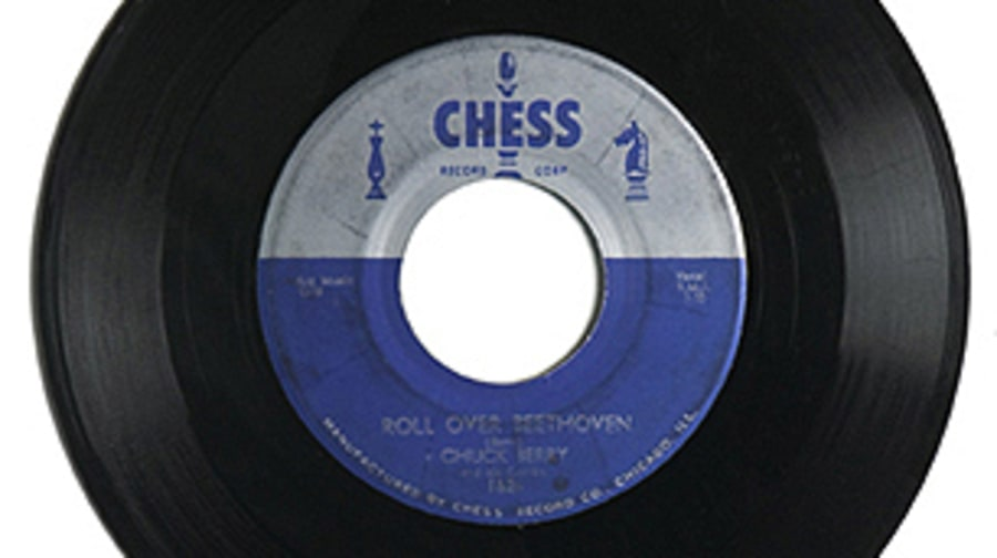 Chuck Berry, 'Roll Over Beethoven'