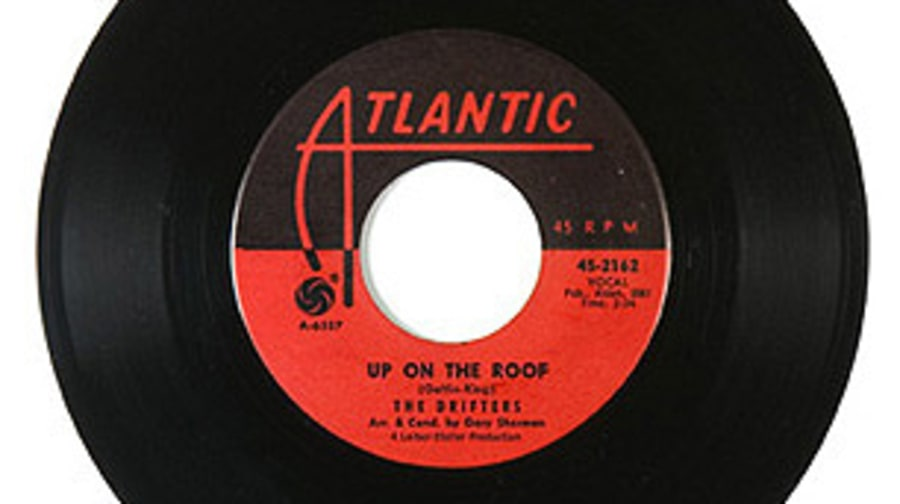 The Drifters, 'Up on the Roof'