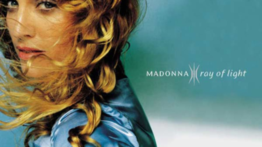 Madonna, 'Ray of Light' On 'Ray of Light,'