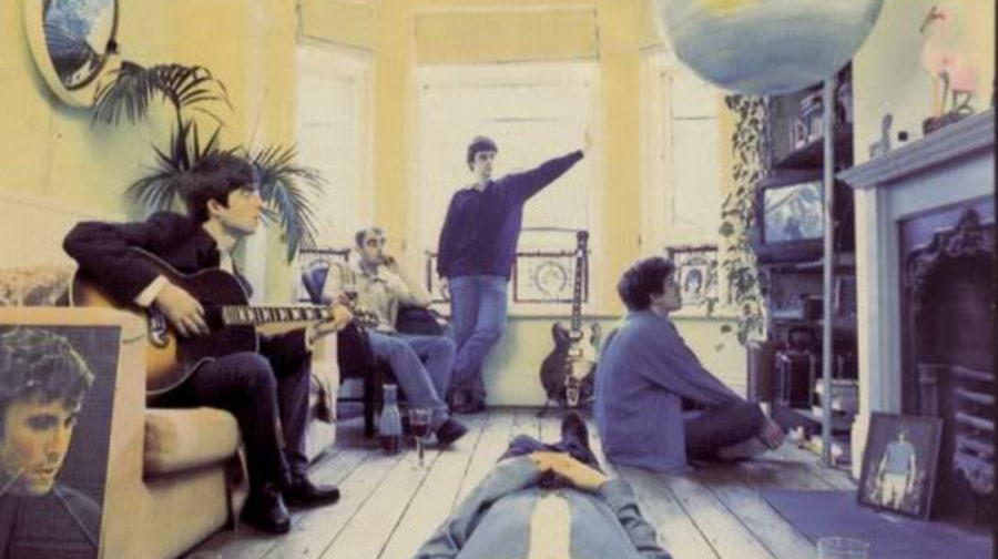 Oasis, 'Definitely Maybe'