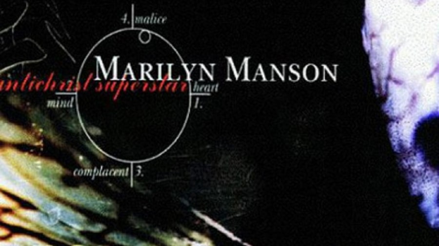 Marilyn Manson, 'Antichrist Superstar'