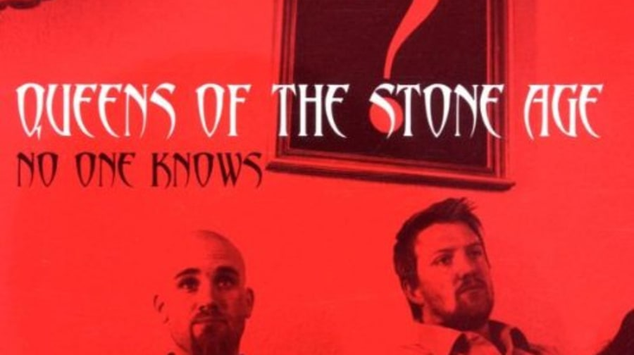 Queens of the Stone Age, 'No One Knows'