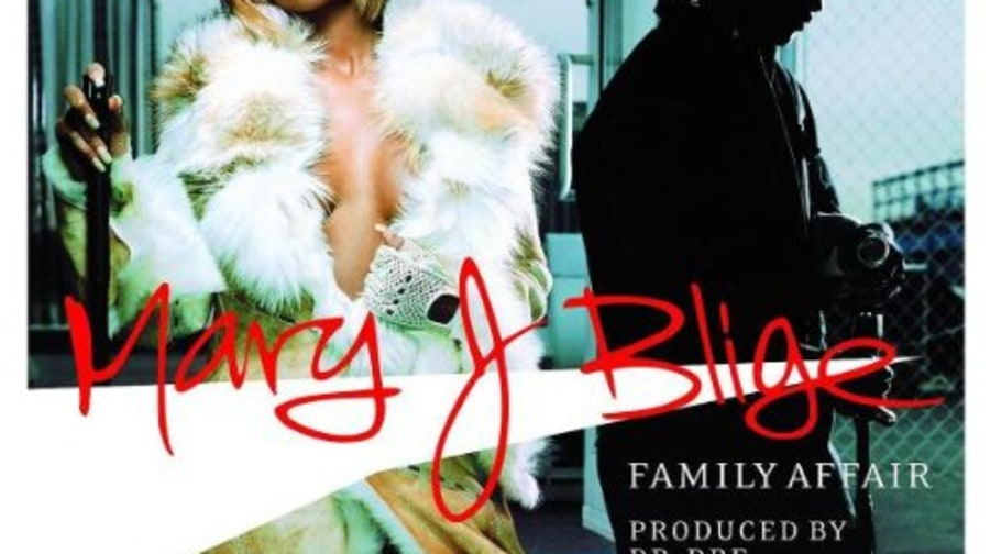 Mary J. Blige, 'Family Affair'