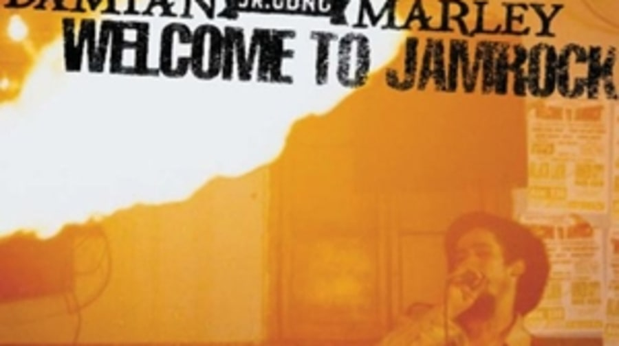 Damian Marley, 'Welcome to Jamrock'