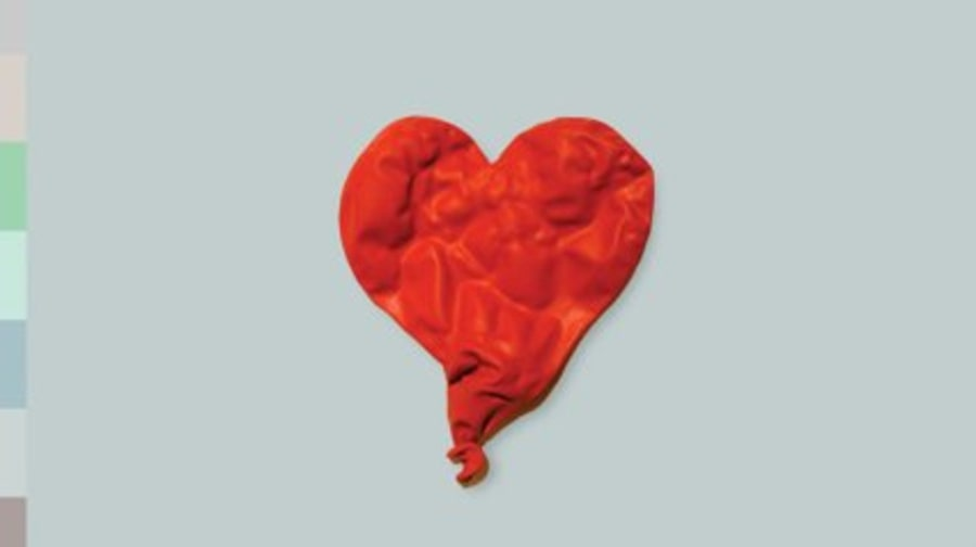 Kanye West, '808s and Heartbreak'
