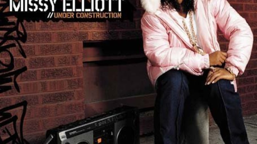Missy Elliott, 'Under Construction'