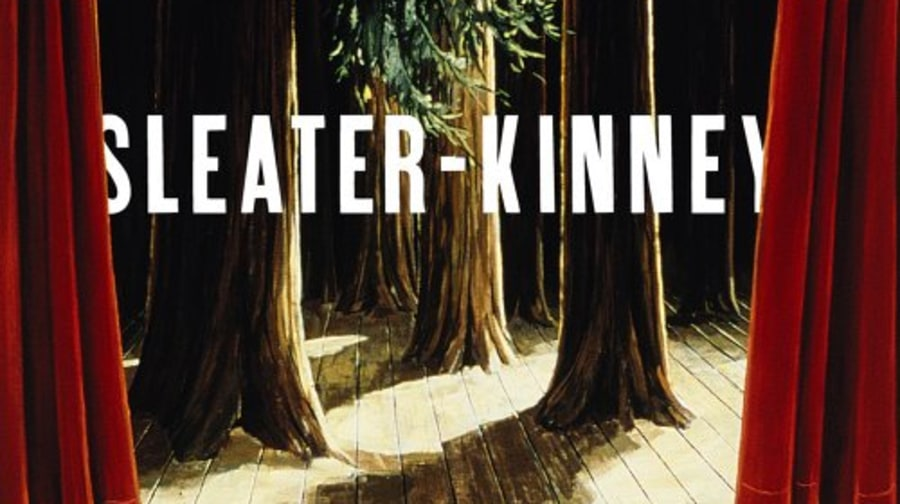 Sleater-Kinney, 'The Woods'