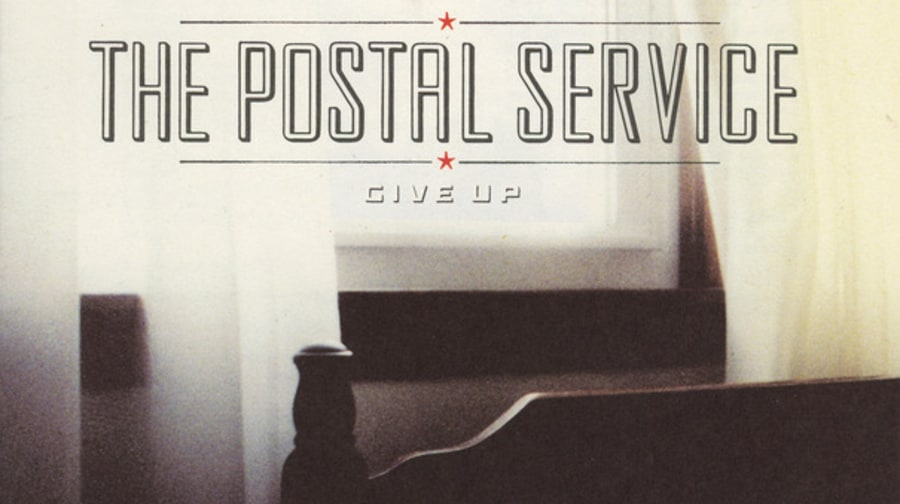 The Postal Service, 'Give Up'