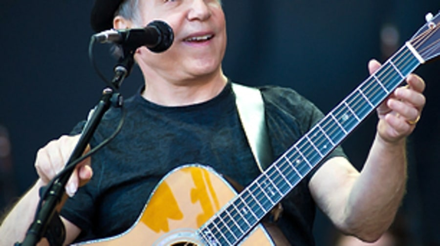Paul Simon, 'Rewrite'