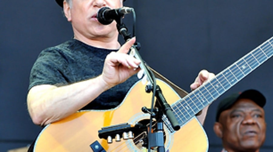 Paul Simon, 'The Afterlife'