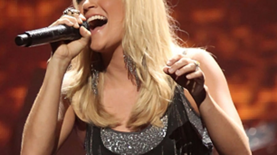 Carrie Underwood, <em>Blown Away</em>