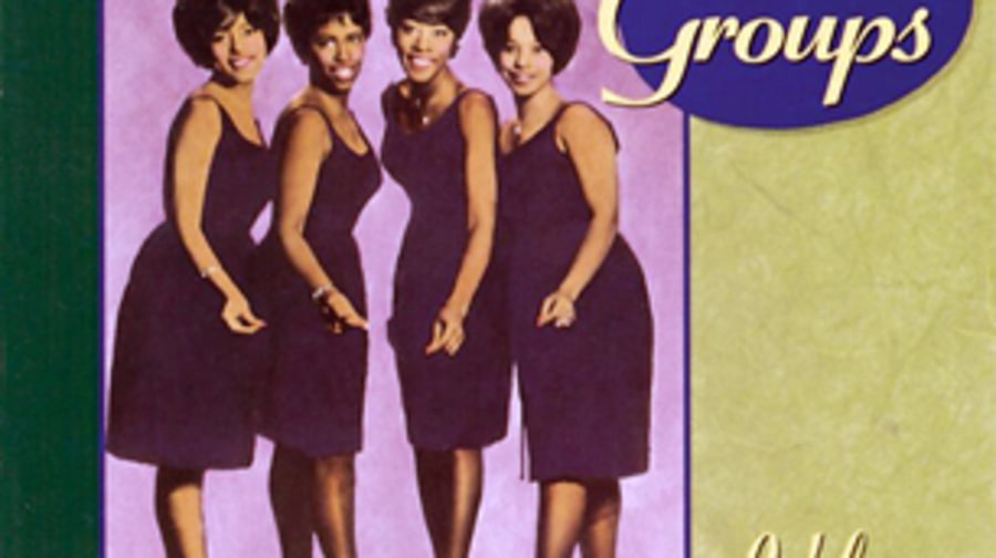 Various Artists, 'The Best of Girl Groups Volumes 1 and 2'