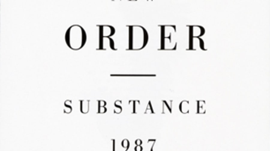 New Order, 'Substance'