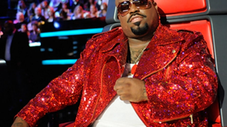 Best Judge: Cee Lo Green