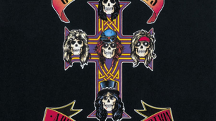 Guns N' Roses, 'Appetite for Destruction'