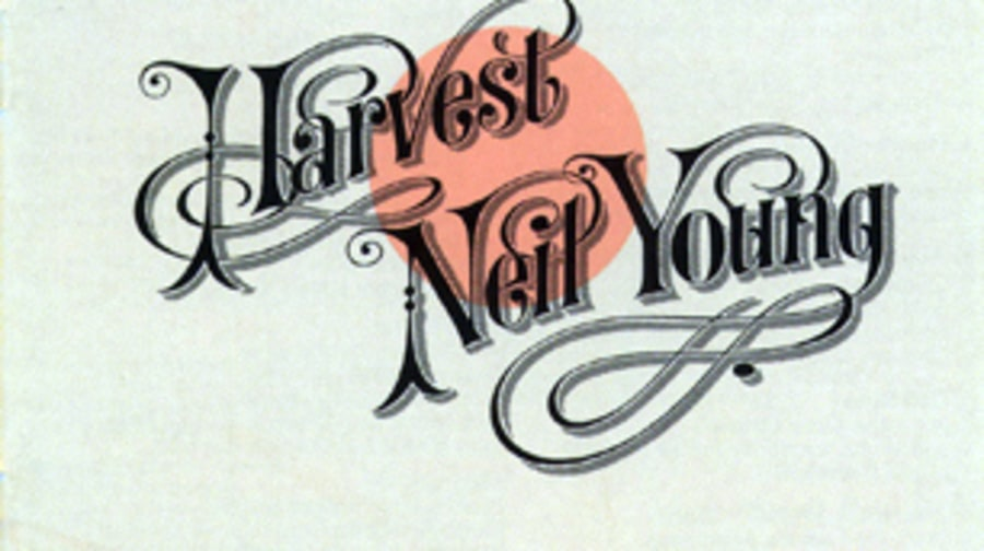 Neil Young, 'Harvest'
