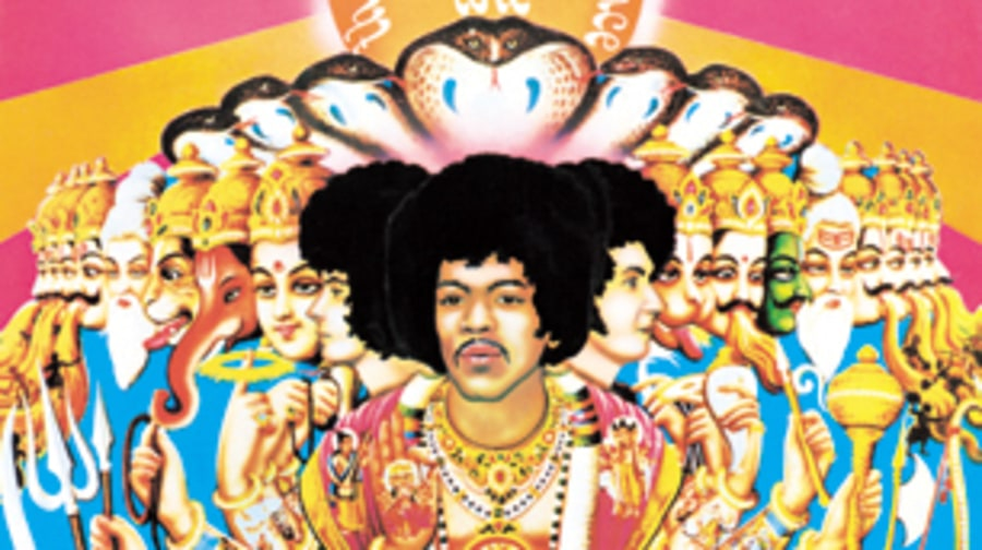 The Jimi Hendrix Experience, 'Axis: Bold as Love'